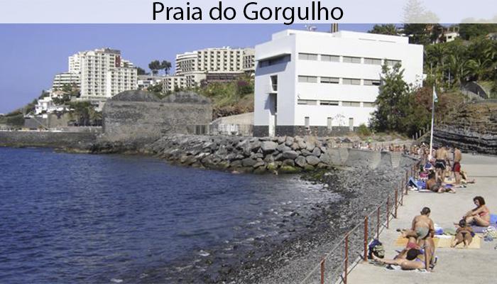 PRAIA DO GORGULHO