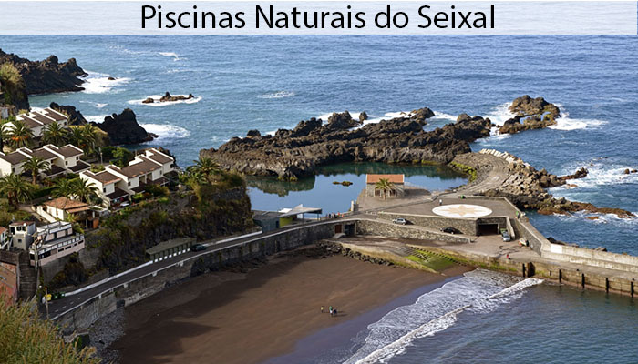Piscinas Naturais do Seixal