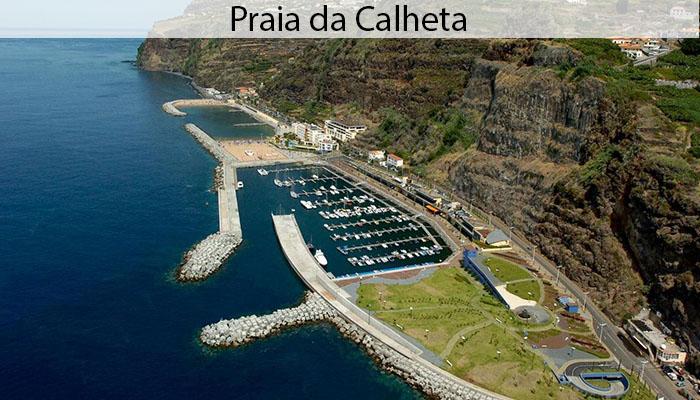 Praia-Calheta