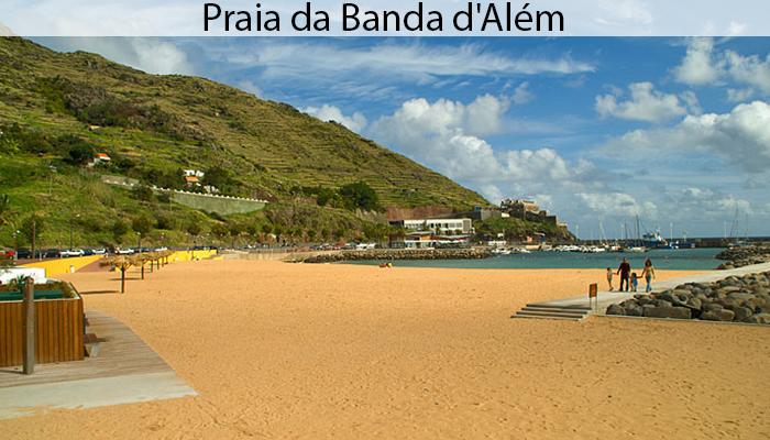 Praia da Banda dAlem