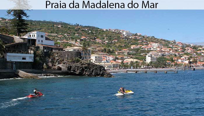 Praia da Madalena do Mar