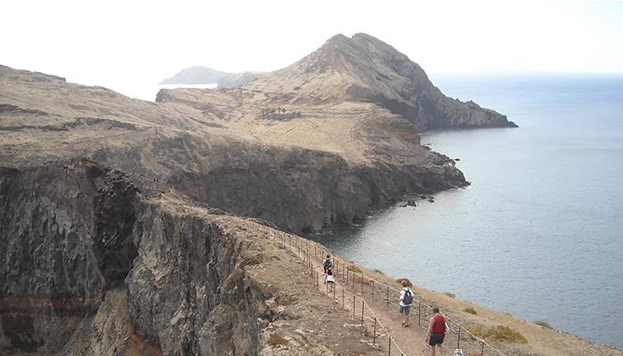 Vereda da Ponta De Sao Lourenco