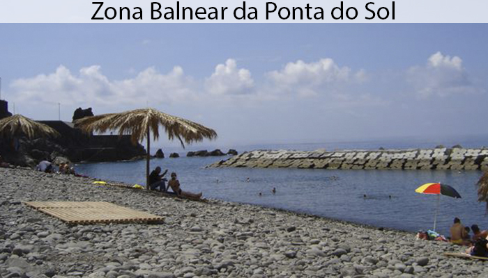 ZONA BALNEAR DA PONTA DO SOL