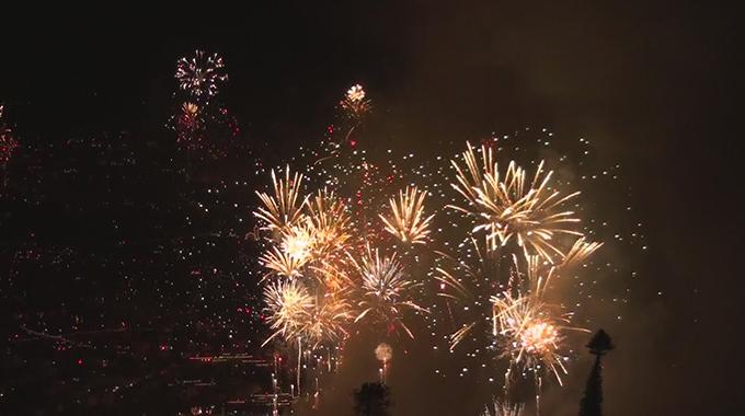 Fogo artificio Madeira1