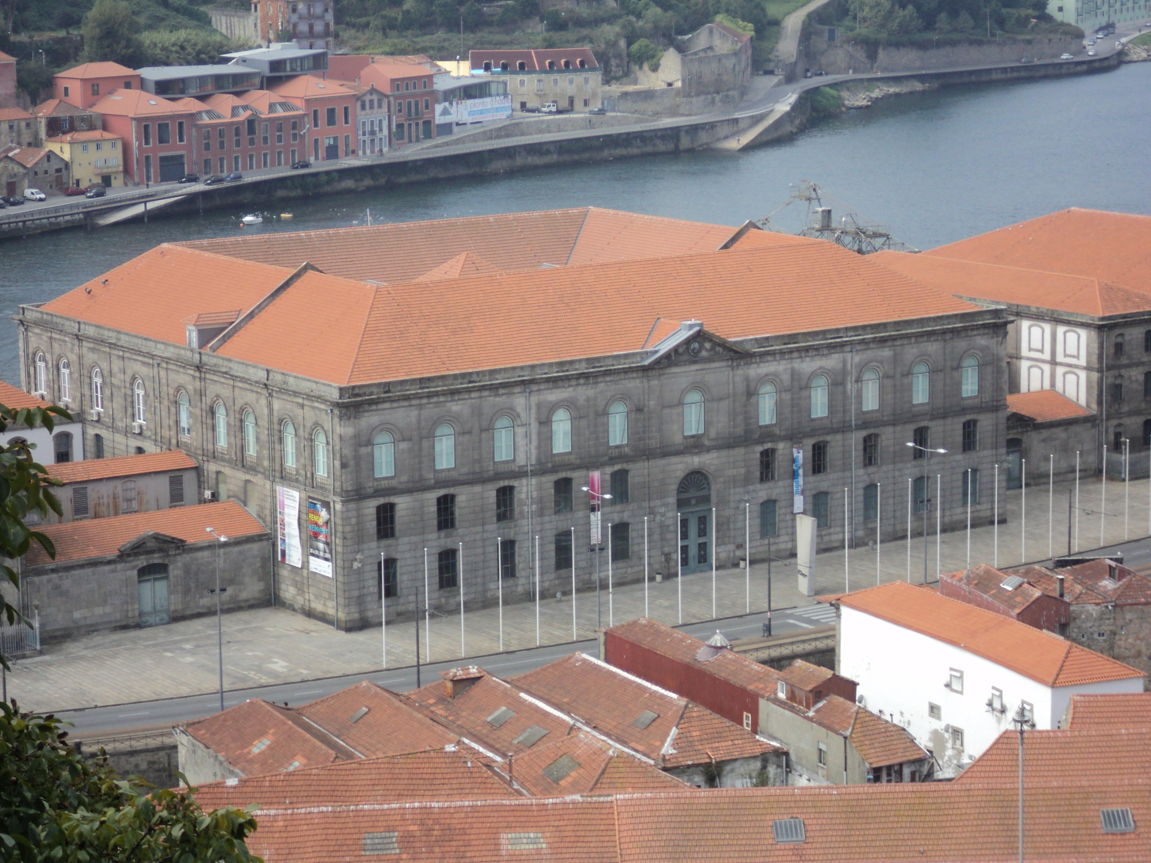 Alfandega Nova do Porto