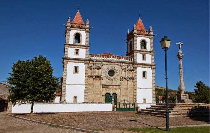 Basilica Menor de S. Cristo de Outeiro