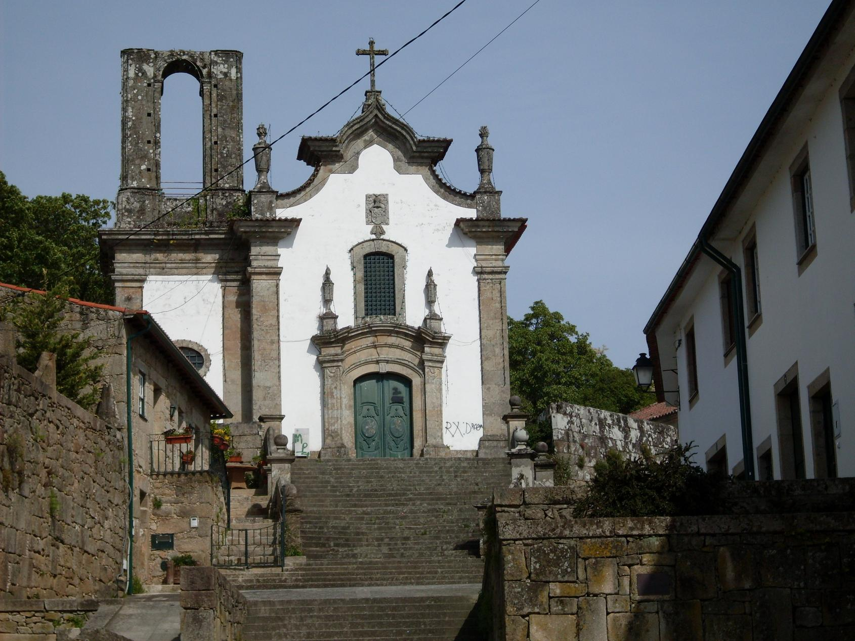Capela das Pereiras