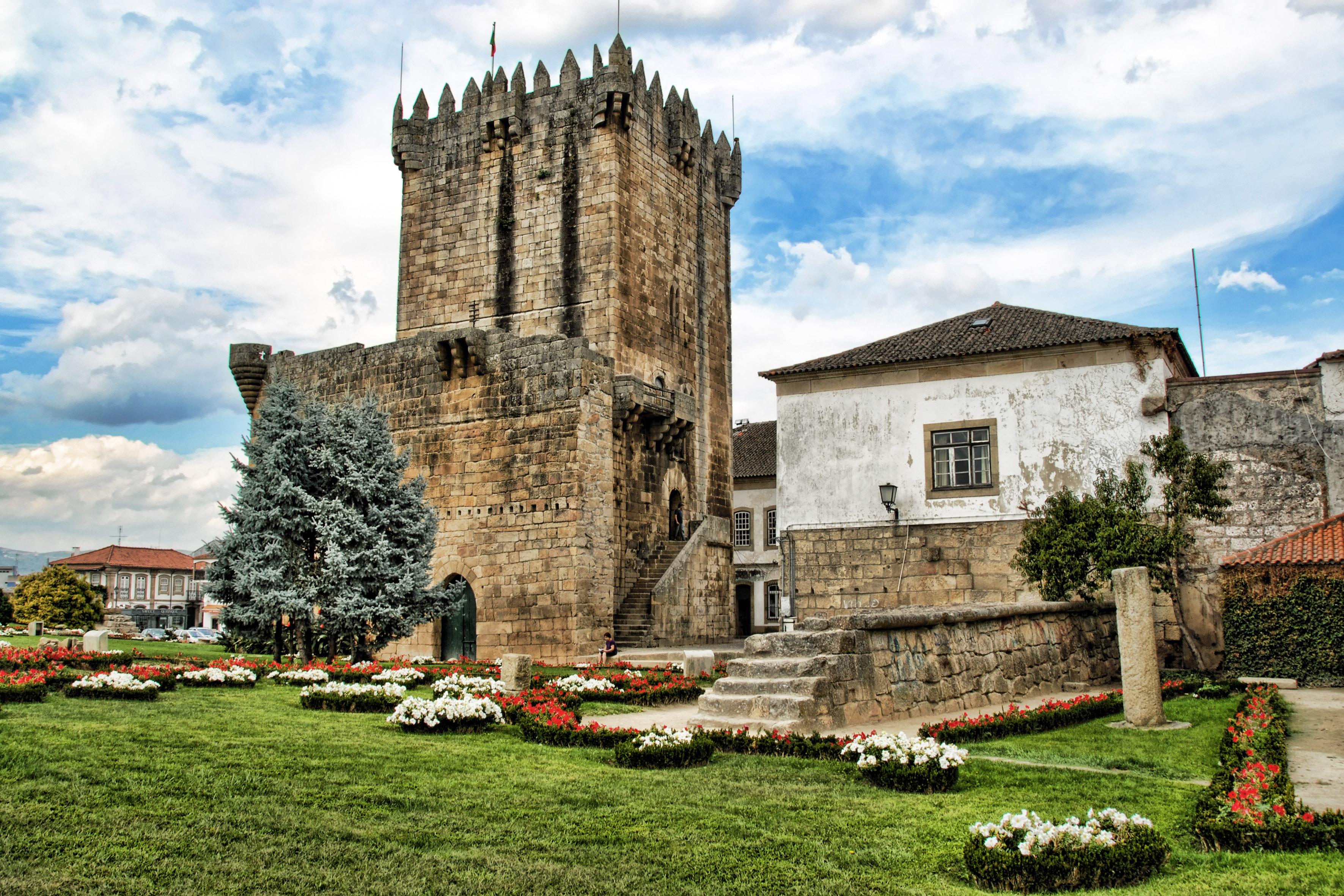 Castelo de Santo Estevao