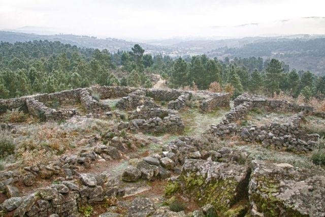 Castro de Curalha