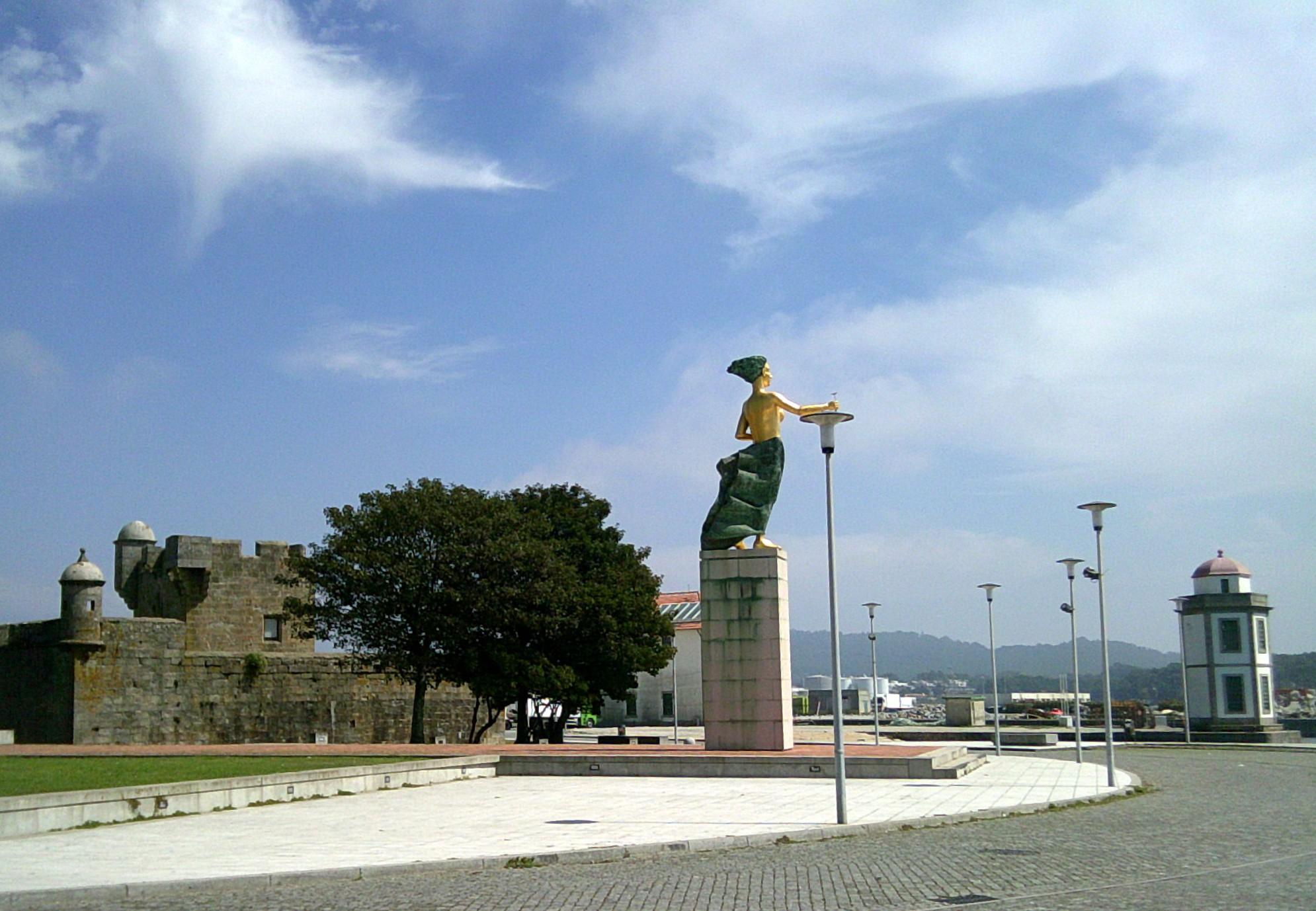 Estatua de Viana