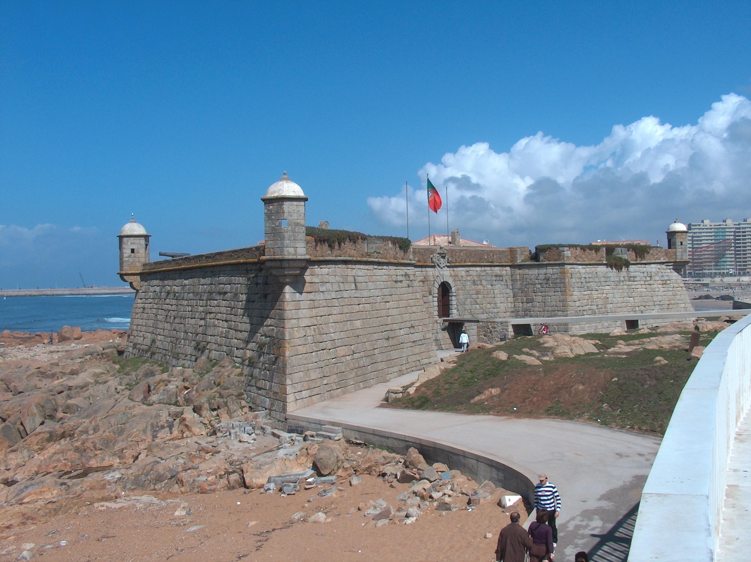 Forte Sao Francisco Xavier