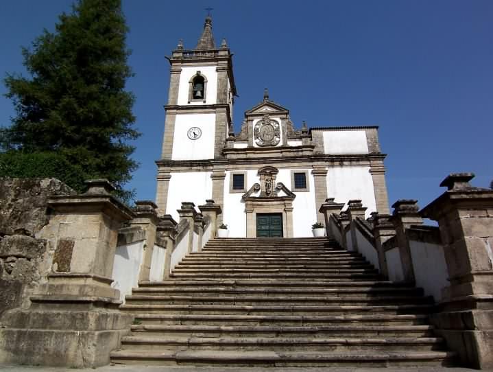 Igreja Matriz de Ponte da Barca