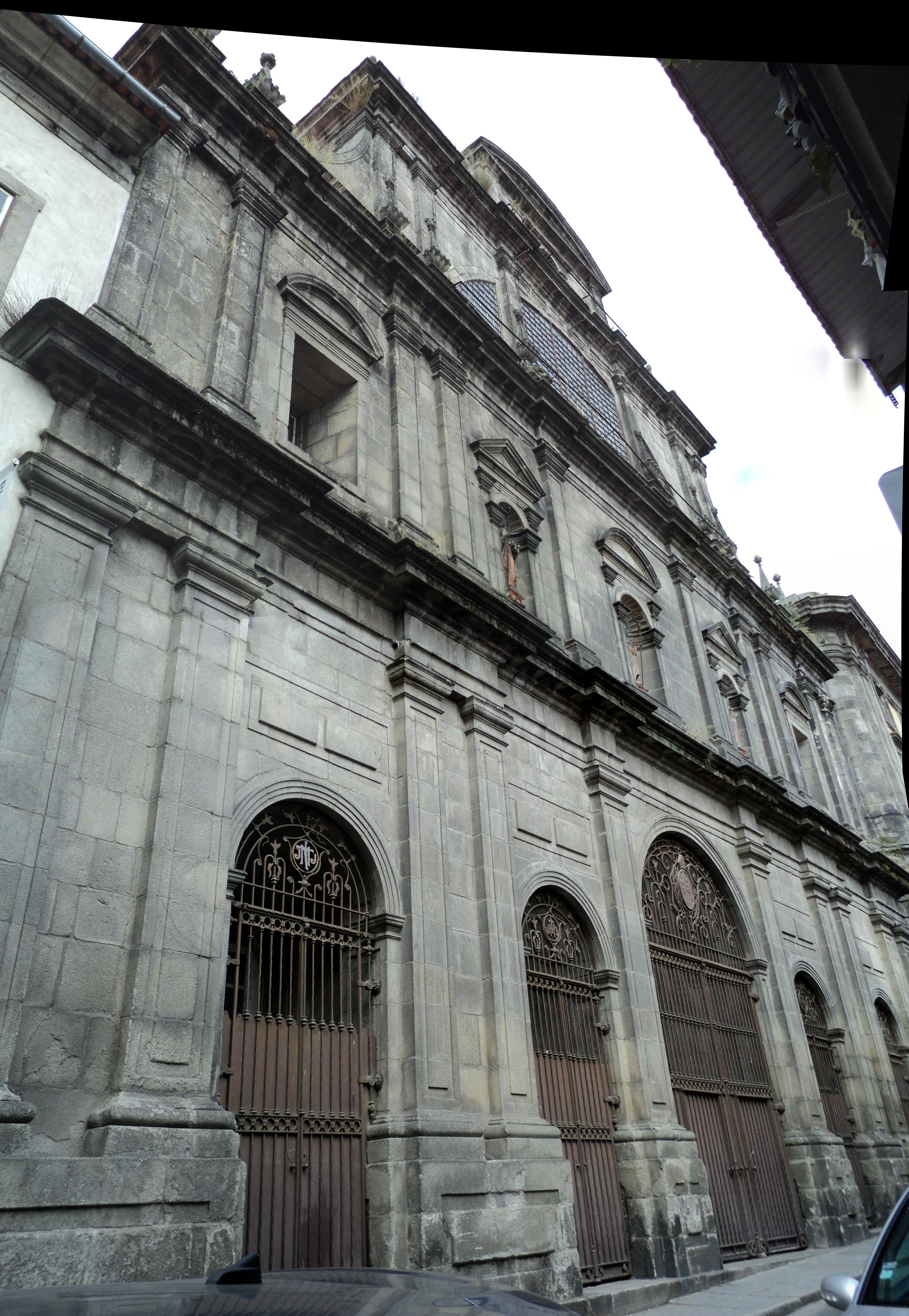 Mosteiro de Sao Bento da Vitoria