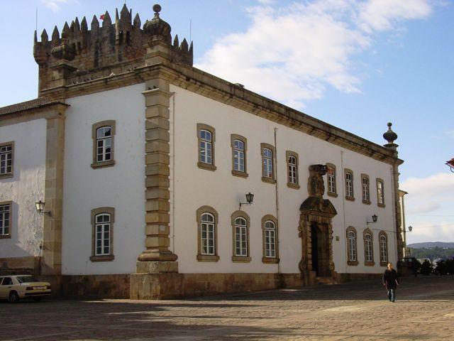 Paco dos Duques de Braganca