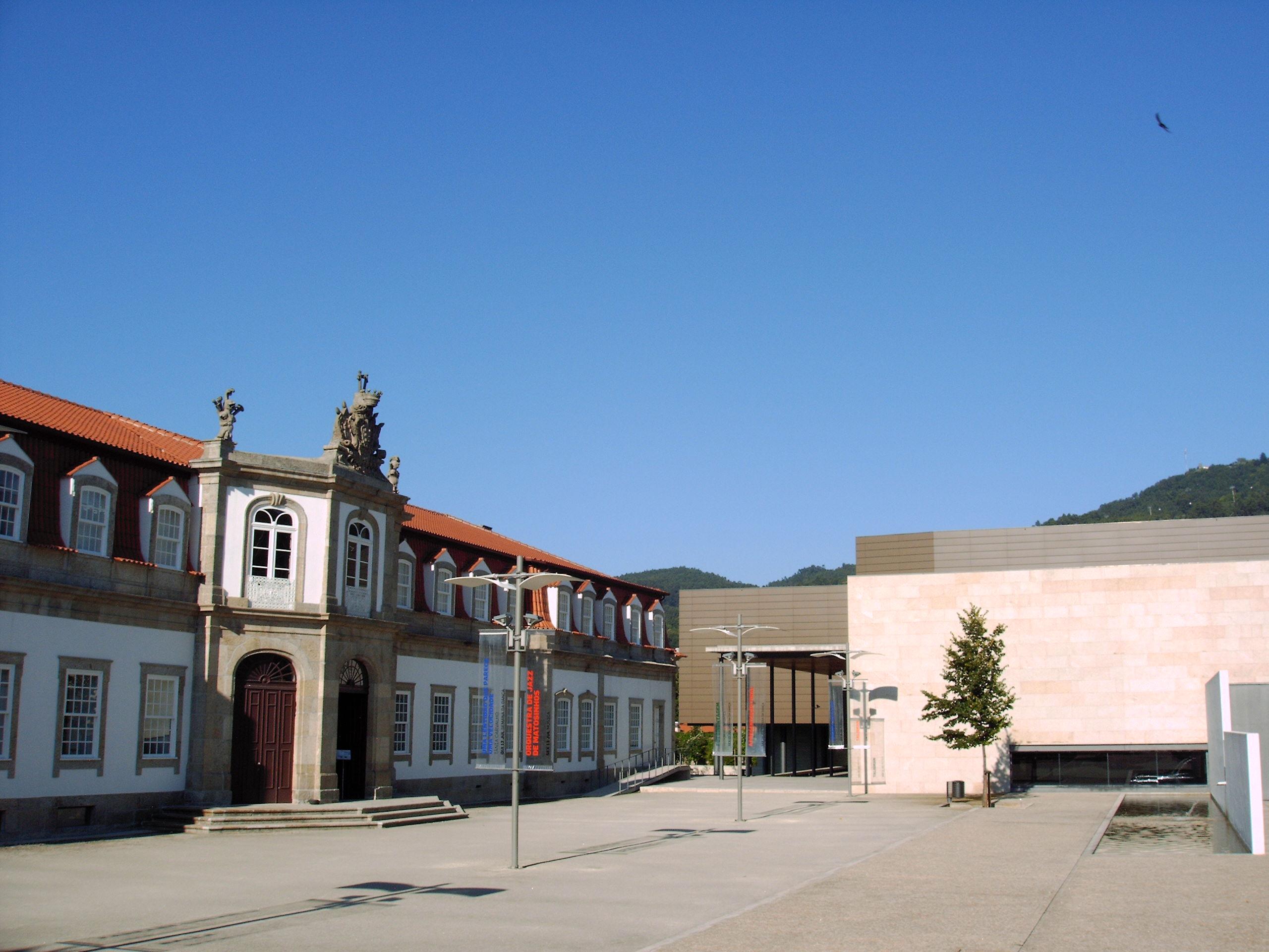 Palacio e Centro Cultural Vila Flor