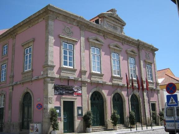 Teatro Municipal Sa de Miranda