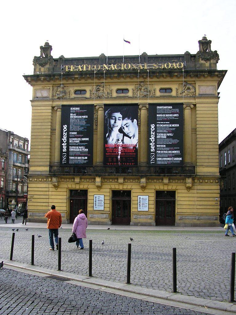 Teatro Nacional de Sao Joao