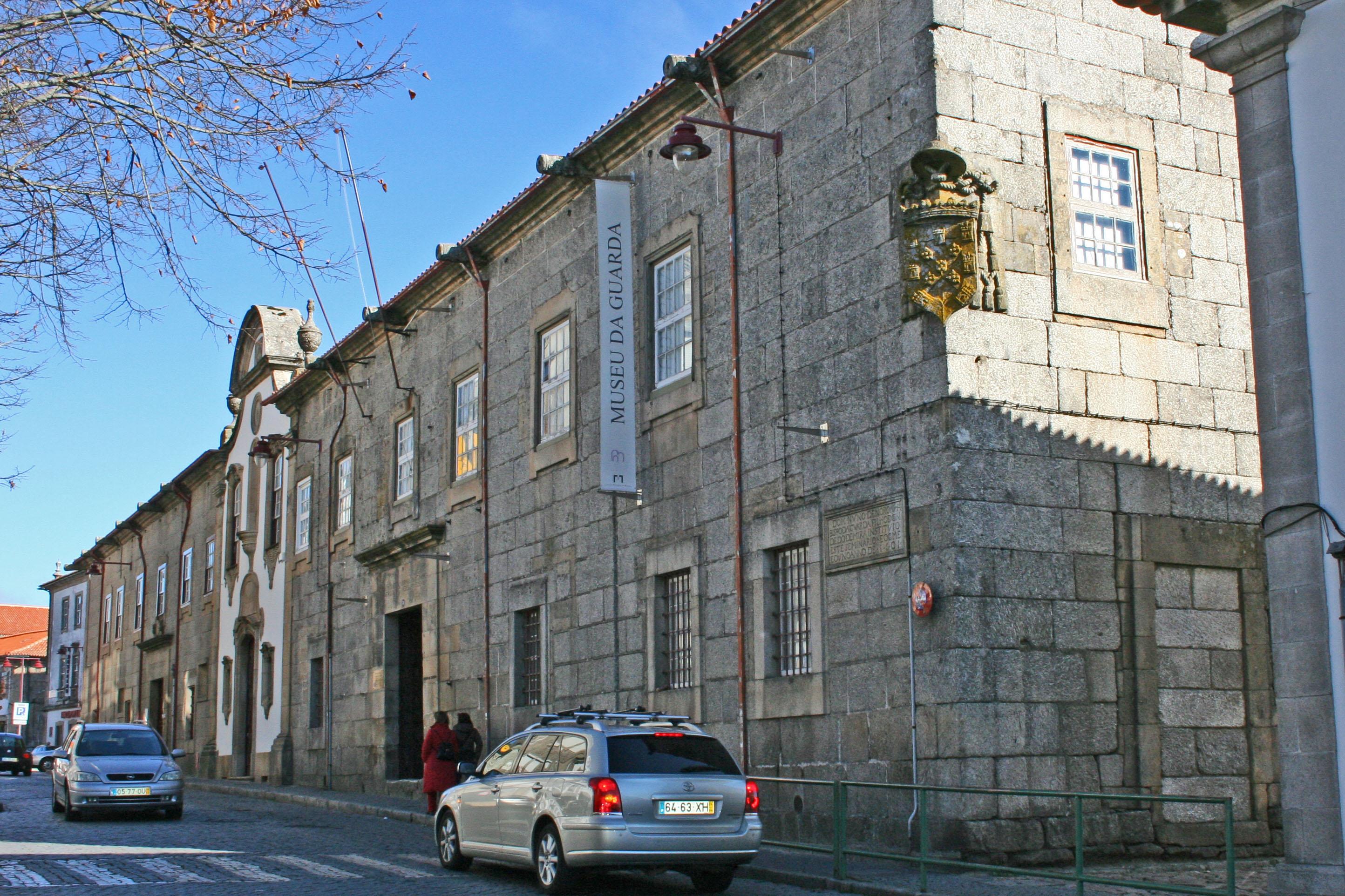 Antigo Paco Episcopal e Seminario