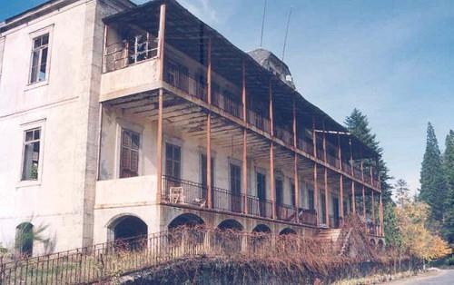 Antigo Sanatorio da Guarda