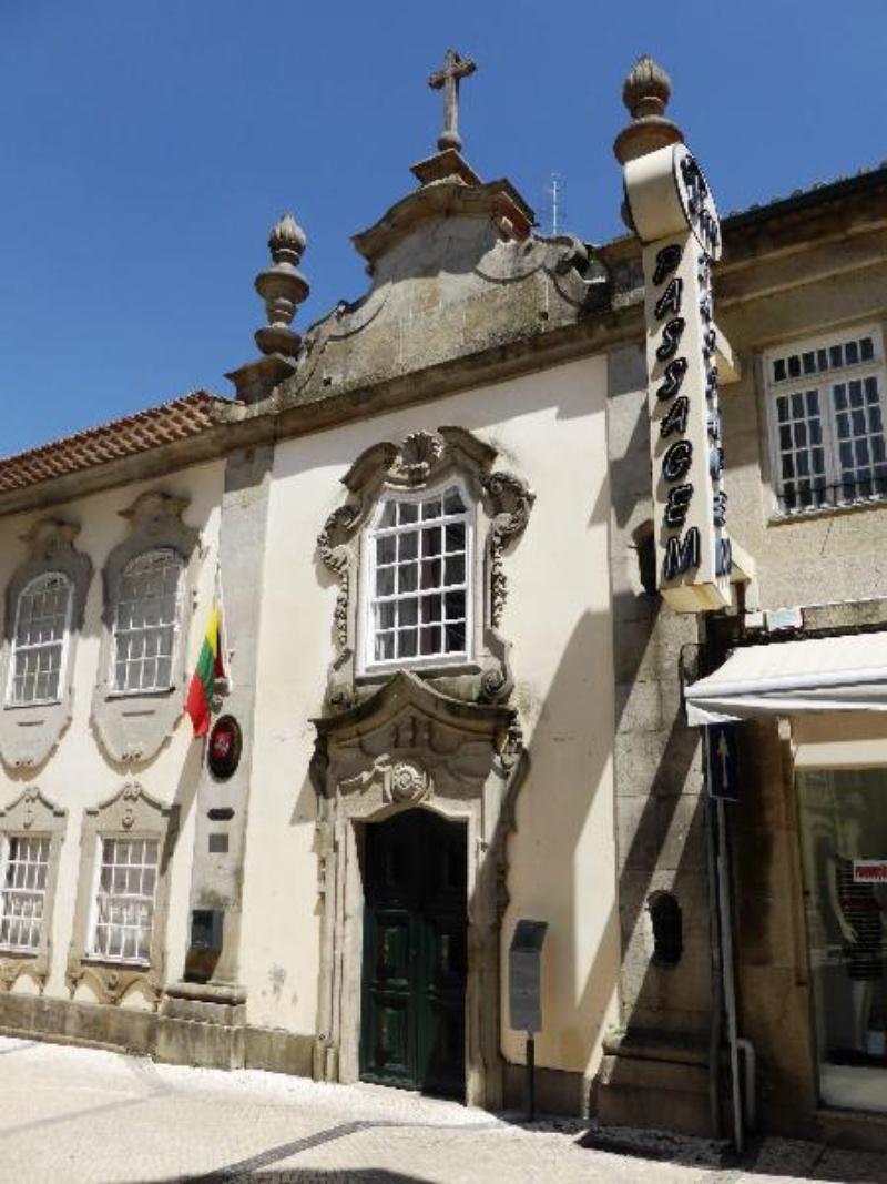 Capela de Santo Antonio do Solar dos Condes de Prime