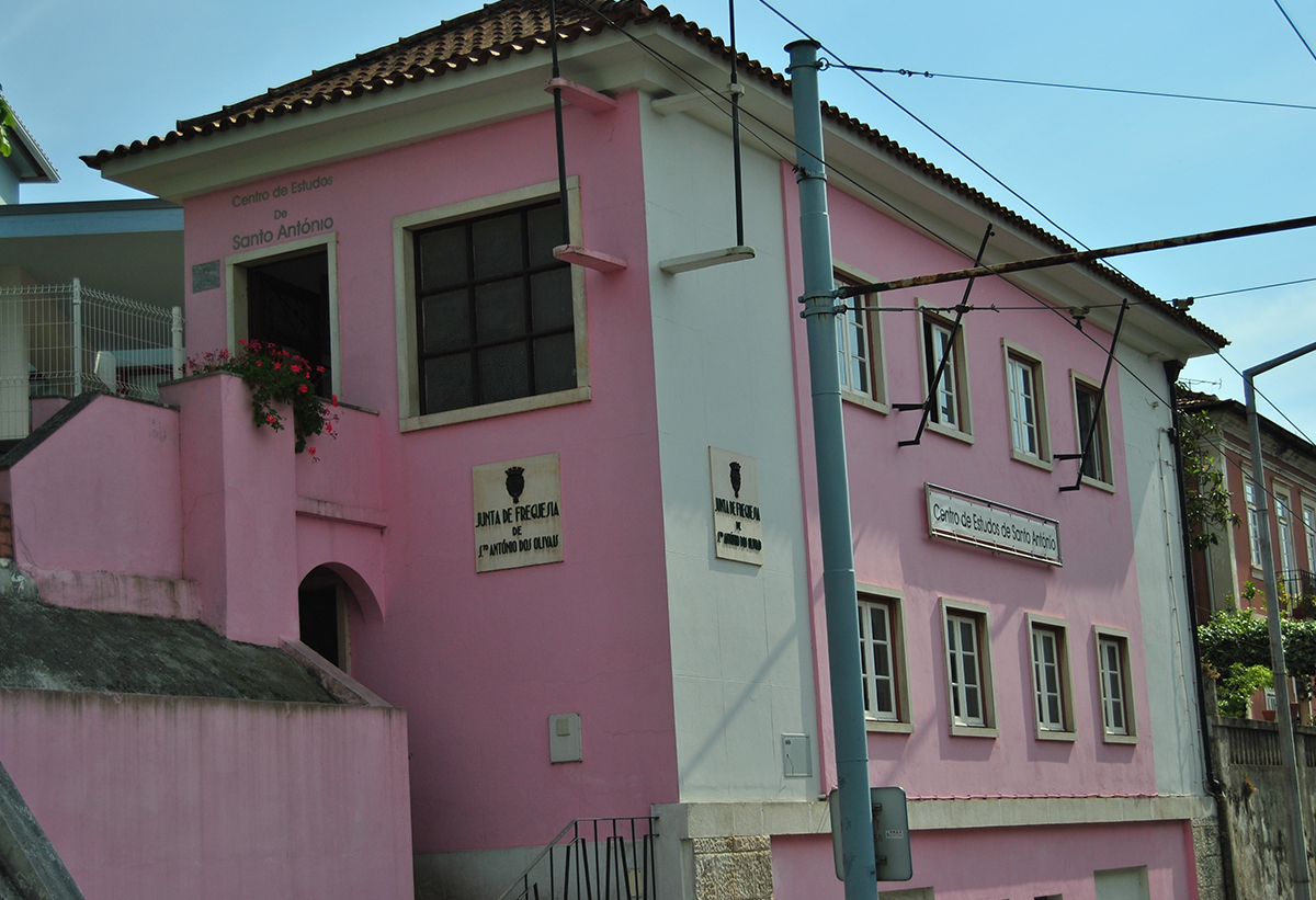 Centro de Estudos de Santo Antonio