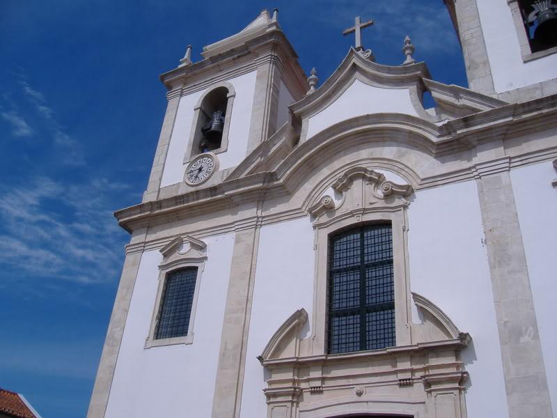 Igreja Paroquial de Sao Salvador