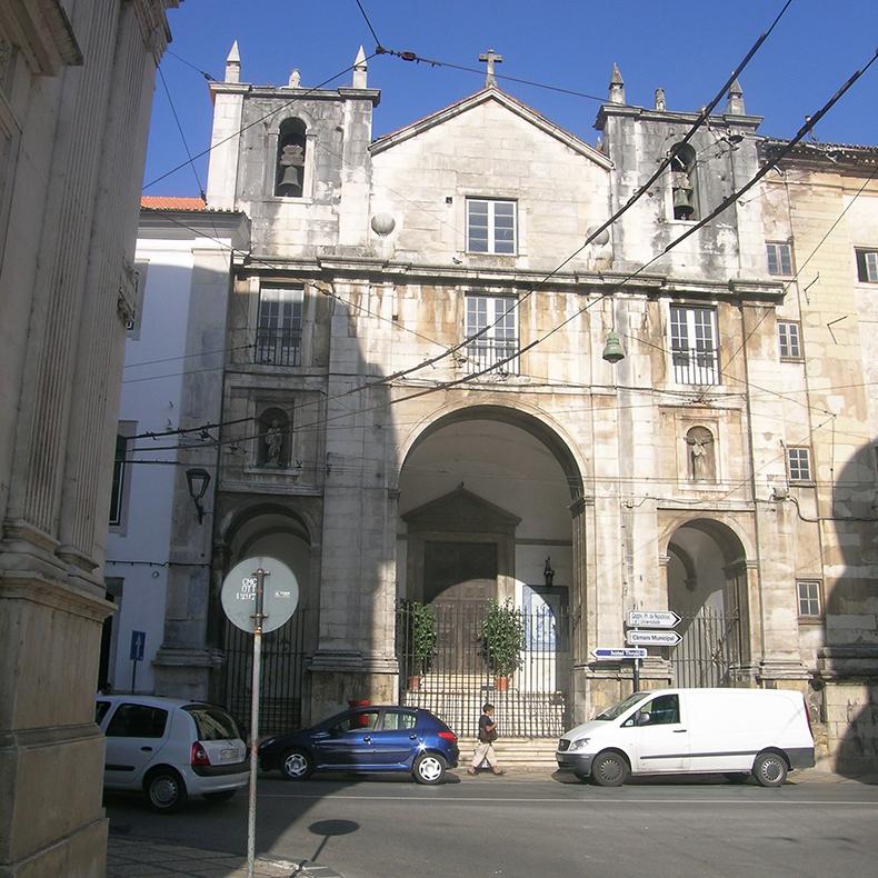 Igreja do Colegio de Sao Pedro