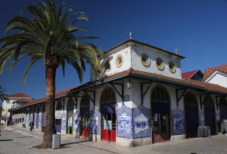 Mercado Municipal de Santarem