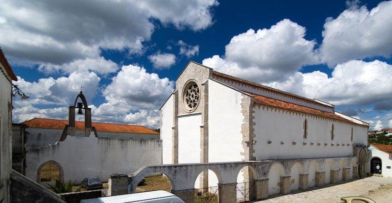 Mosteiro de Santa Maria de Almoster1