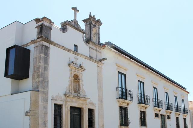Palacio de Alqueidao e Capela