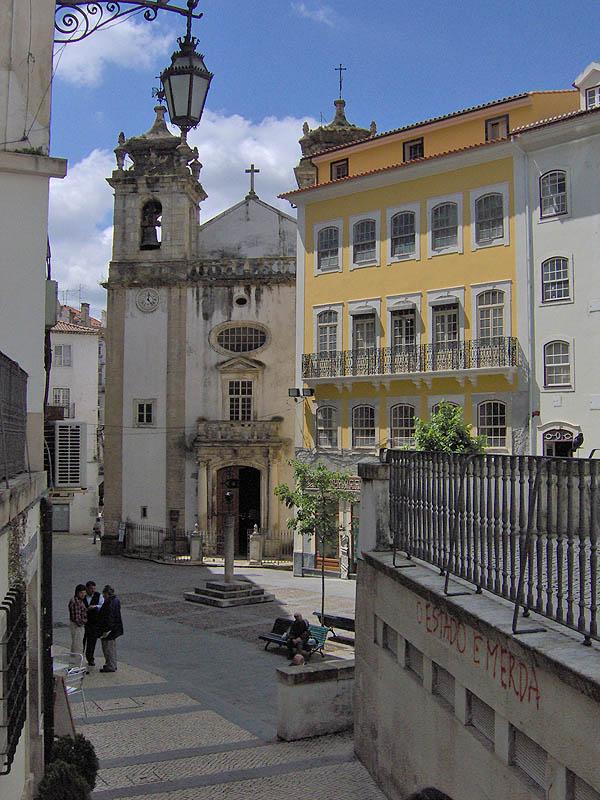 igreja de Sao Bartolomeu